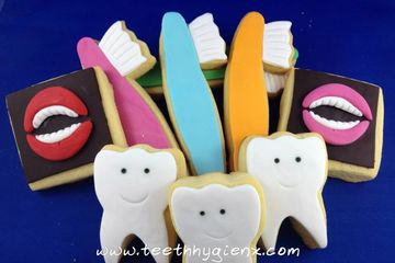 Dental Biscuits Toothbrush biscuit