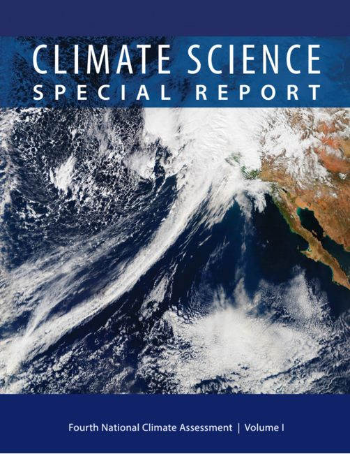 Climate Science Special Report - 4th National Climate Assessment Volume 1