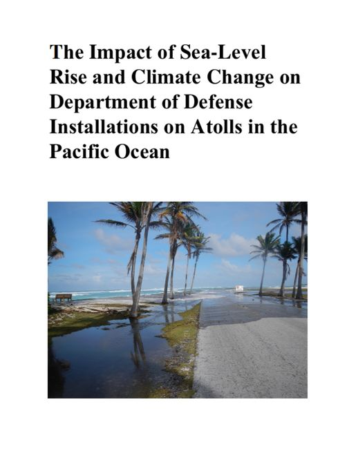 Impact of Sea-Level Rise and Climate Change on DoD