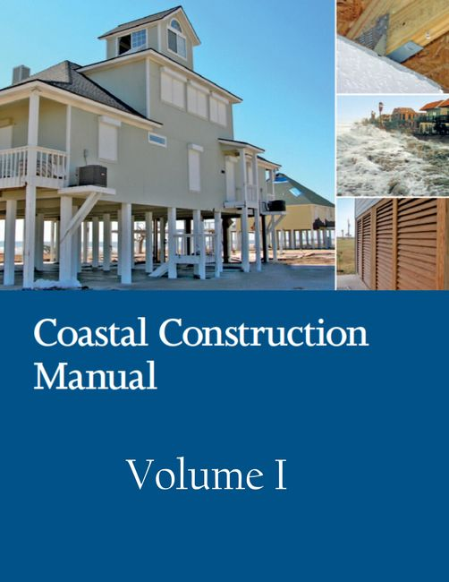 Coastal Construction Manual