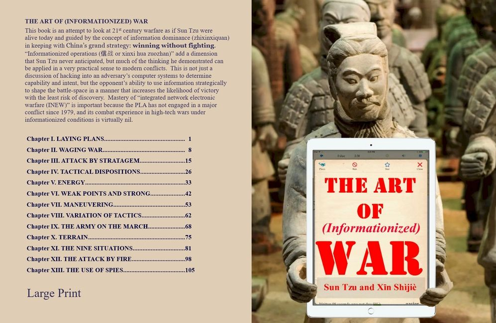 The Art of (Informationized) War