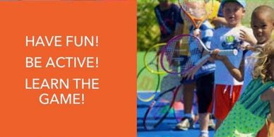 February Tennis Camp at Bramhall Queensgate Tennis Club.