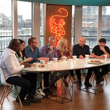 Sunday Brunch on Channel 4