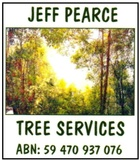 JEFF PEARCE TREE SERVICES
