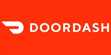 Click the logo to get Doordash delivery