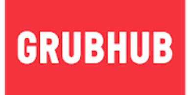 Click the logo to get Grubhub delivery