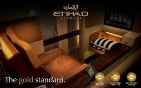 Advertising Etihad Airlines