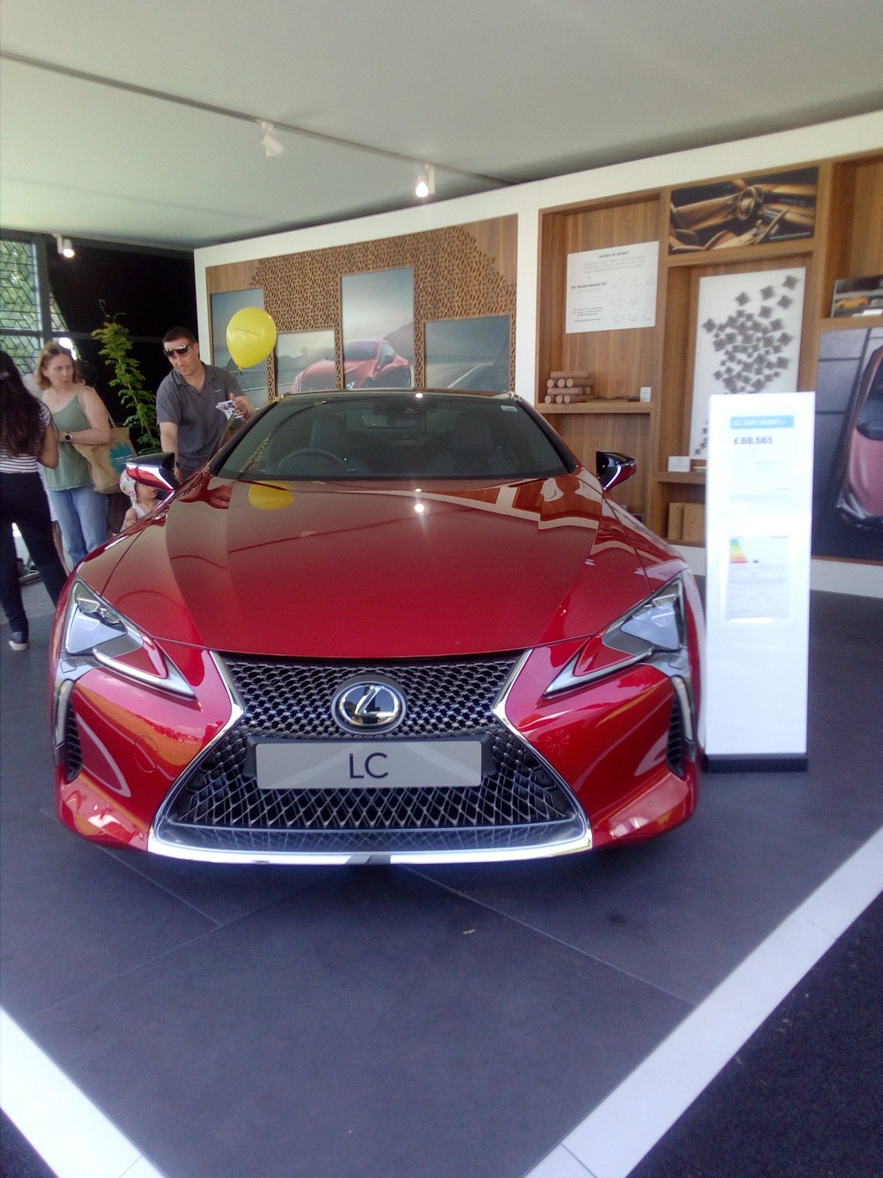 Luxury Hospitality and Lexus
