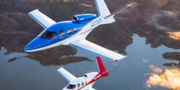 Cirrus Aircraft  launch of the next generation of theVision JetTM – 'G2' – enhancing performance.