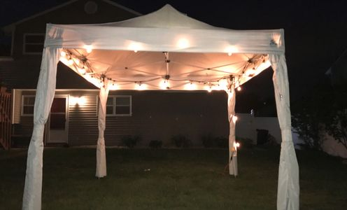 Lighted Tent for rent in Piscataway NJ