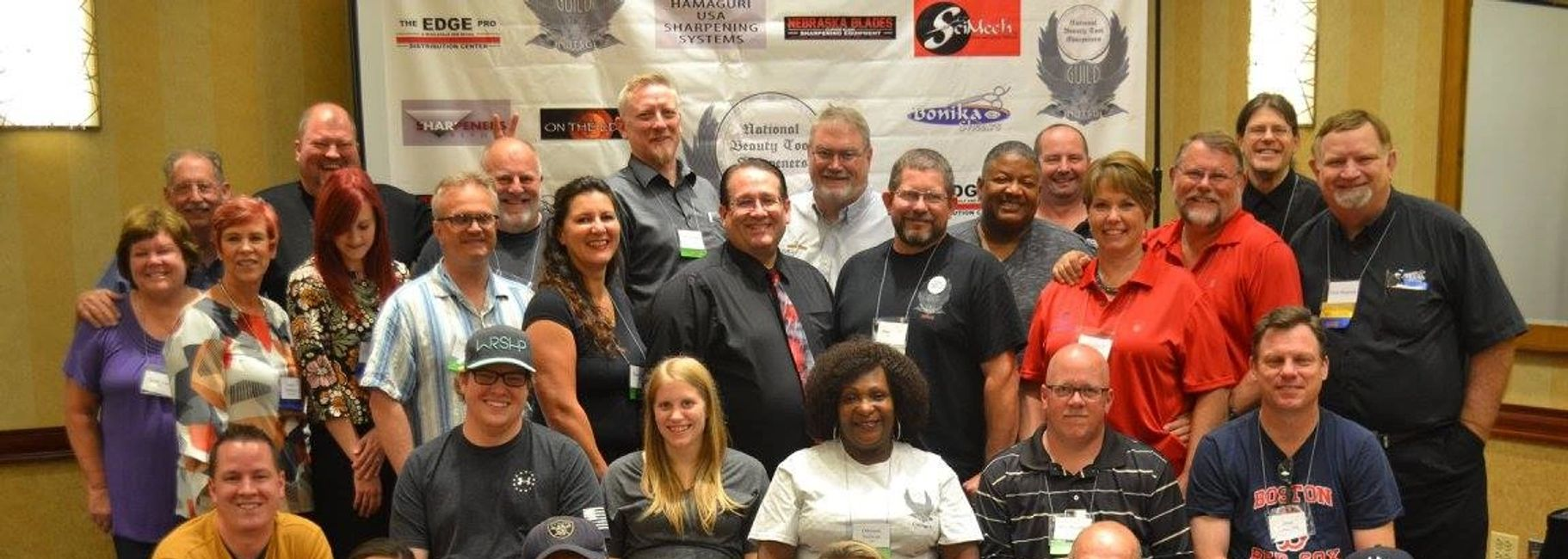 Group photo from 2017 Annual Convention in Alsip, IL.