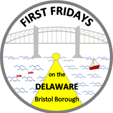 First Fridays on the Delaware Bristol Borough, Bucks County Street Festivals