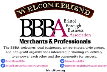 Bristol Borough Business Association Membership Benefits; Merchants & Professionals