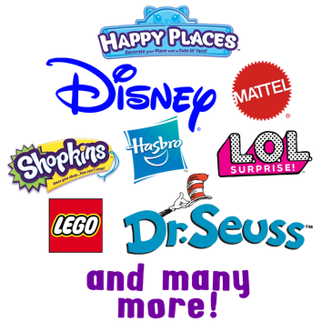 Toy Reviews include Disney, LOL, Shopkins, LEGO, MATTEL, Hasbro, Happy Places and more!