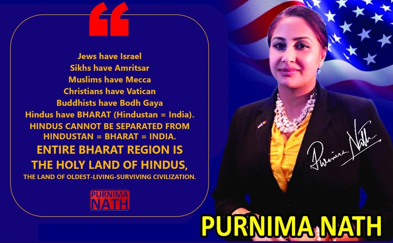Hindus have India