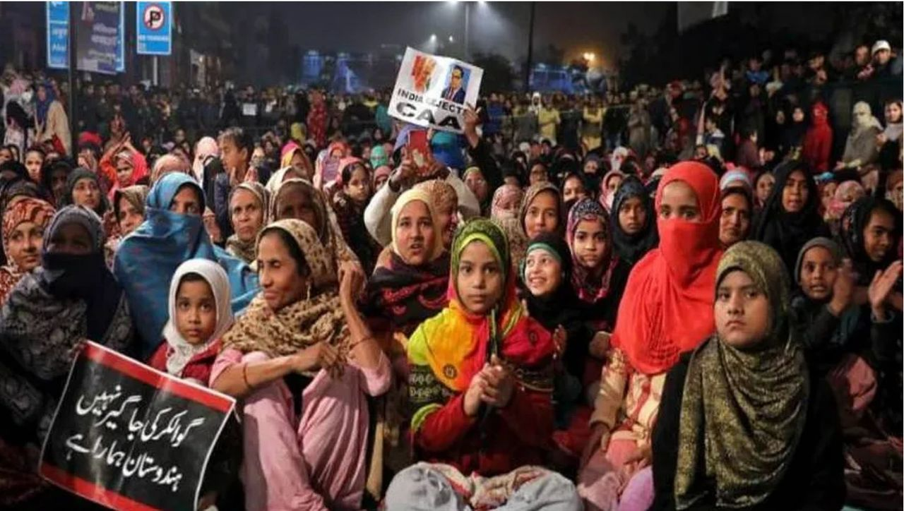Shaheen Bagh anti-CAA protest