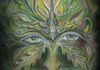 The Green Man - Prints available please contact us for details
