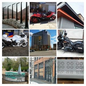 Powder Coat near me, ATV's, Hot Rods, Marine, Industrial, Manufacturing, Residential, Light Fixtures