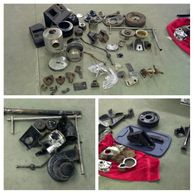 ALL Auto, Marine, Motorcycle, Industrial, Comm, Home Parts are Inventoried before Powder Coating