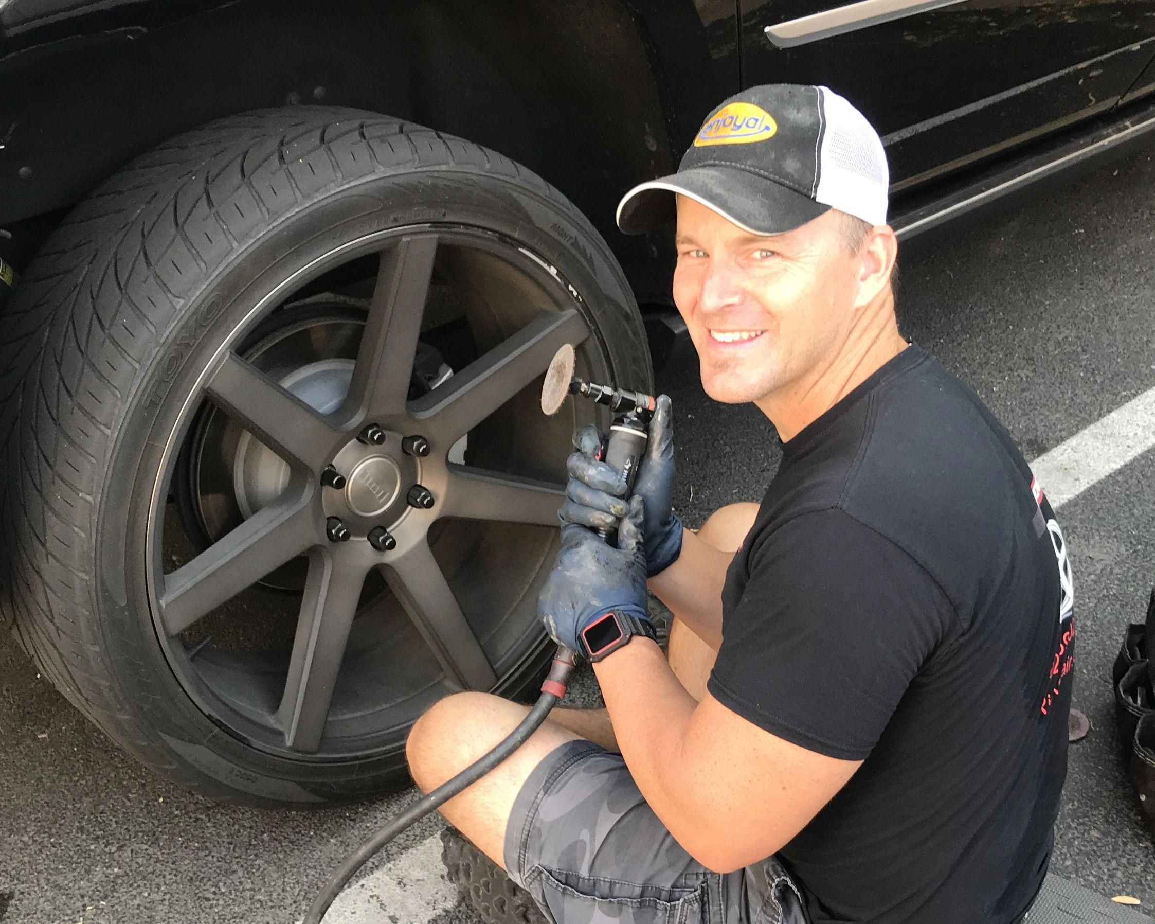 mobile alloy repair