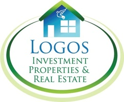 Carlee garnett with logos real estate