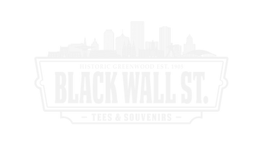 black wall street  tees and souvenirs