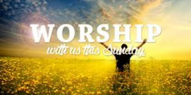 Worship with us image