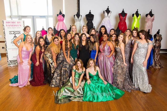 Prom 2020 & cocktail dresses in Waco, TX. Minutes from Magnolia & Baylor. Jovani, JVN, Sherri Hill