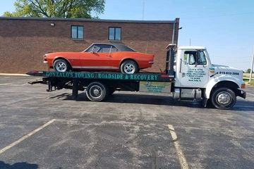 We tow all types of cars, from your everyday driver to your weekend joy ride.