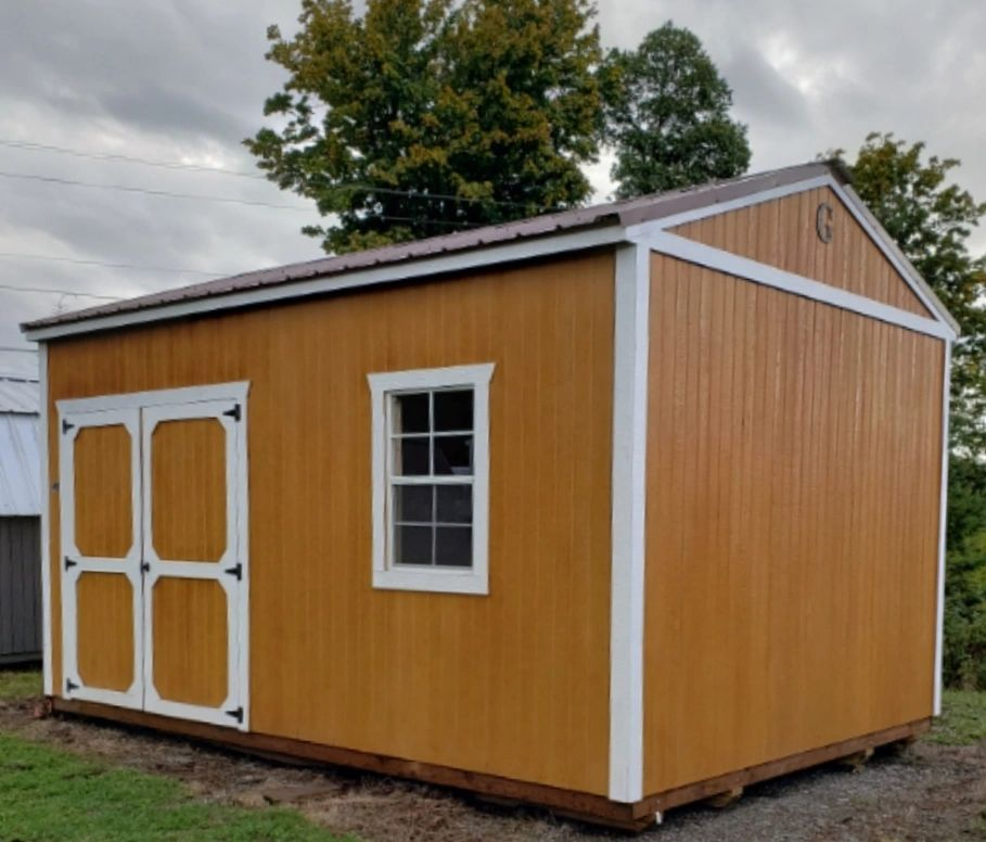 "{""blocks"":[{""key"":""d80aj"",""text"":""This beautiful 12' x 16' Garden Shed just arrived and is available for purchase."",""type"":""unstyled"",""depth"":0,""inlineStyleRanges"":[],""entityRanges"":[],""data"":{}},{""key"":""a9u70"",""text"":"""",""type"":""unstyled"",""depth"":0,""inlineStyleRanges"":[],""entityRanges"":[],""data"":{}},{""key"":""2mt5o"",""text"":""Delivery (including pilot cars) is included within 50 miles."",""type"":""unstyled"",""depth"":0,""inlineStyleRanges"":[],""entityRanges"":[],""data"":{}},{""key"":""9fa"",""text"":"""",""type"":""unstyled"",""depth"":0,""inlineStyleRanges"":[],""entityRanges"":[],""data"":{}},{""key"":""8143m"",""text"":""Just $5,220 plus tax"",""type"":""unstyled"",""depth"":0,""inlineStyleRanges"":[],""entityRanges"":[],""data"":{}},{""key"":""cagkg"",""text"":"""",""type"":""unstyled"",""depth"":0,""inlineStyleRanges"":[],""entityRanges"":[],""data"":{}},{""key"":""2uo03"",""text"":""Rustic Cedar urethane on the siding and a white painted trim, with a Koko Brown metal roof."",""type"":""unstyled"",""depth"":0,""inlineStyleRanges"":[],""entityRanges"":[],""data"":{}},{""key"":""64vri"",""text"":"""",""type"":""unstyled"",""depth"":0,""inlineStyleRanges"":[],""entityRanges"":[],""data"":{}},{""key"":""f7g0j"",""text"":""U5-GSX-180111-1216-083119-WA"",""type"":""unstyled"",""depth"":0,""inlineStyleRanges"":[],""entityRanges"":[],""data"":{}},{""key"":""cj5ch"",""text"":"""",""type"":""unstyled"",""depth"":0,""inlineStyleRanges"":[],""entityRanges"":[],""data"":{}},{""key"":""3nljv"",""text"":"""",""type"":""unstyled"",""depth"":0,""inlineStyleRanges"":[],""entityRanges"":[],""data"":{}}],""entityMap"":{}}"