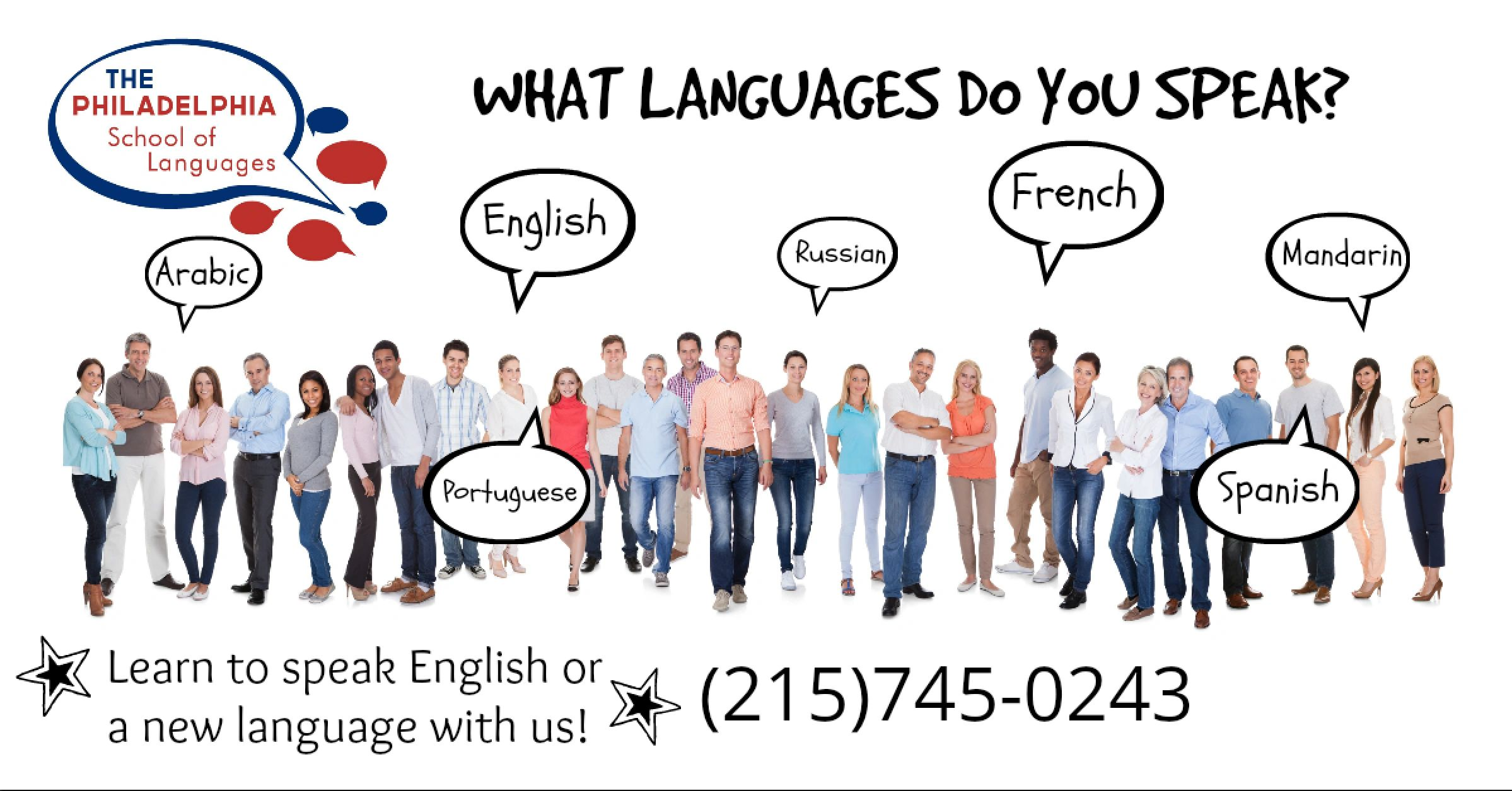 ESL, English Course, languages, students, Philadelphia, learning, EFL, TOEFL, proficiency,