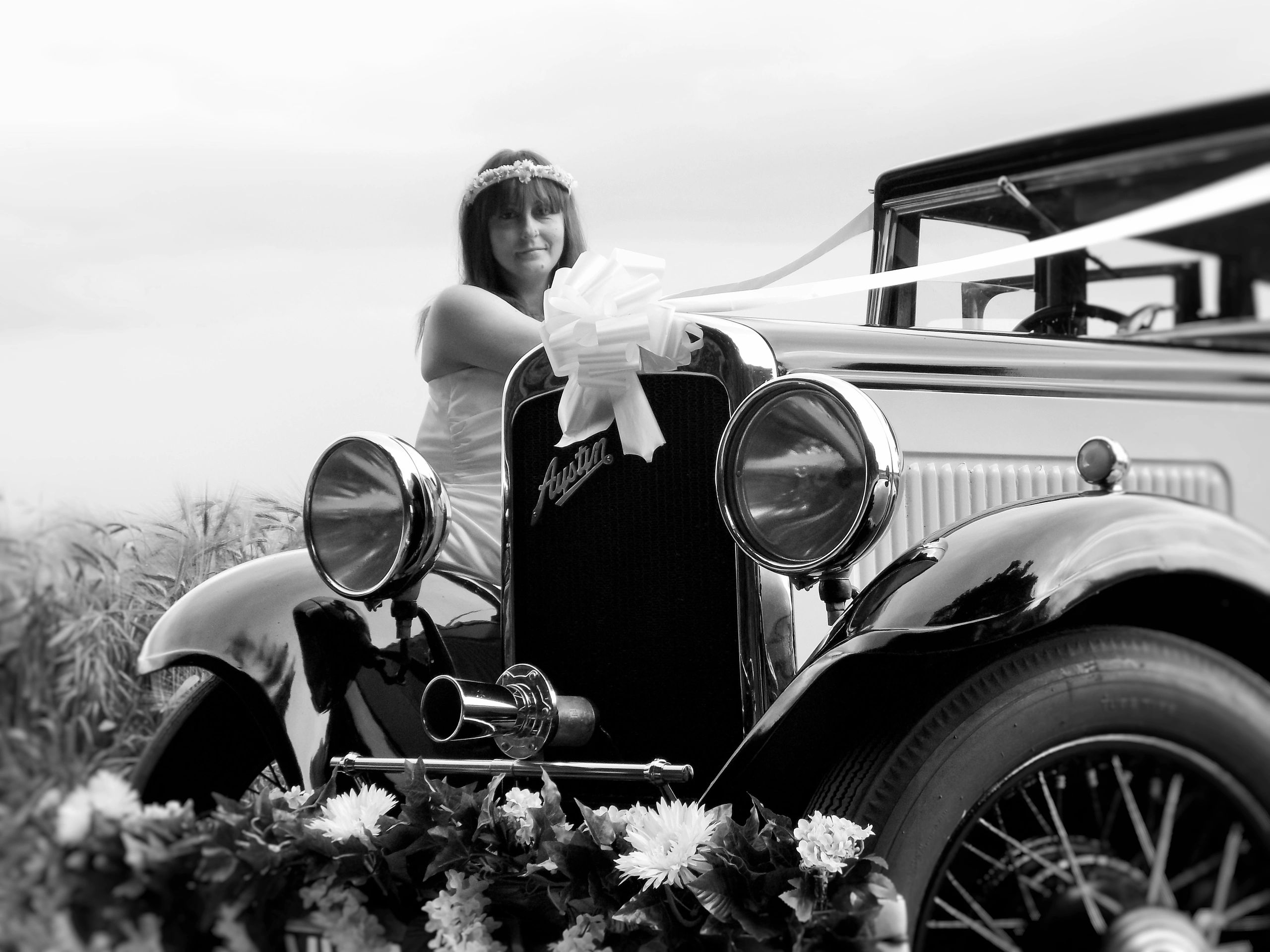 Love Vintage - The litte wedding Car Co, Bedfordshire premier Boho & Vintage Wedding Car Hire Co