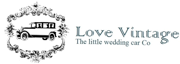 Love Vintage-The little wedding car Co