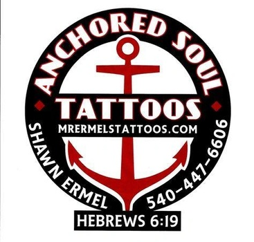 Anchored Soul Tattoo