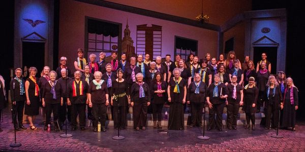 Windsong - Cleveland's Feminist Choir to perform at Dynamic Women Succeed Conference