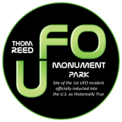 Thom Reed: UFOMonument Park
