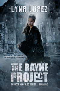 The Rayne Project Book Cover