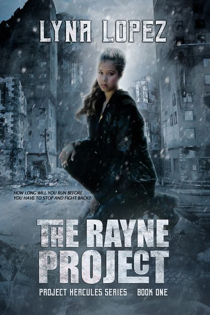 The Rayne Project Book