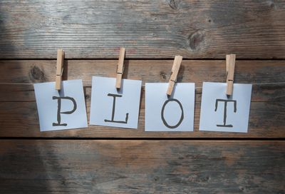 Need help with your Plot? Let us help you with plot outlines.
