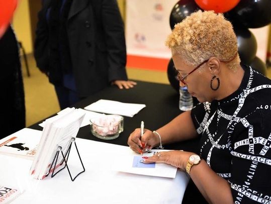 Coupled for Life Book signing - Nov. 2019