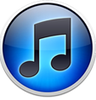 iTunes logo w/ direct link to FOW's artist page. The band playing rock, funk, reggae, hip-hop music.