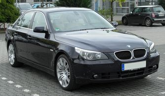 We stock E60 cars in our yard and have a large parts sellection on the shelf.