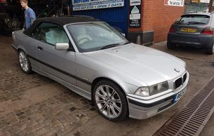 We stock E36 cars in our yard and have a large parts sellection on the shelf.
