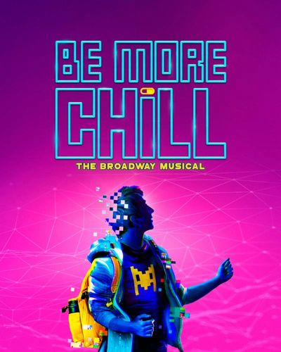 Be More Chill, a musical by Joe Iconis and Joe Tracz, is now playing  at the Lyceum.