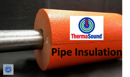 ThermaSound Pipe Insulation