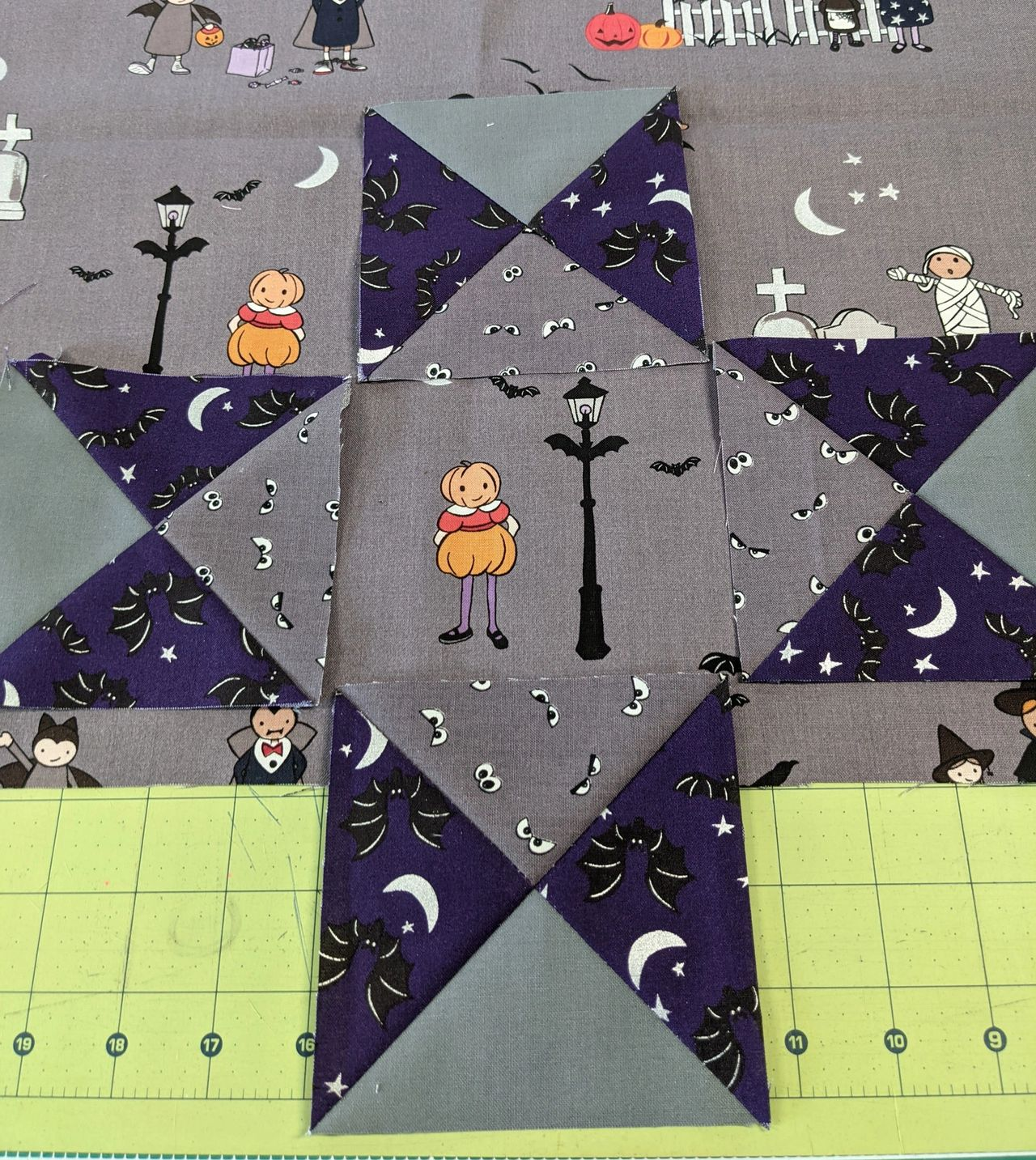 fussy cutting in quilting