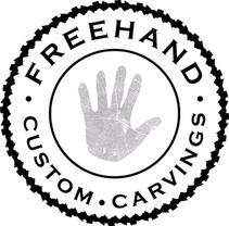 Freehand Custom Carvings