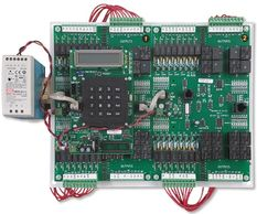 CPU Upgrade Kit for Obsolete MH-2000 Controllers by Virginia Controls VCI MH2000 MH3000 MH-3000