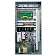 Virginia Controls traction elevator controller with Allen-Bradley PLC
