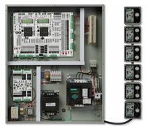 Vision Hydraulic Elevator Controller by Virginia Controls VCI